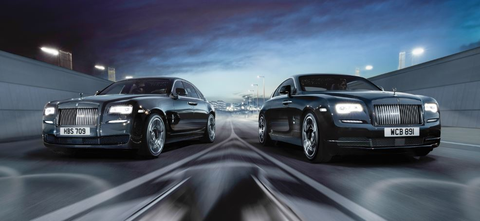 Review: Rolls-Royce Wraith And Rolls-Royce Ghost (Black Badge Editions)