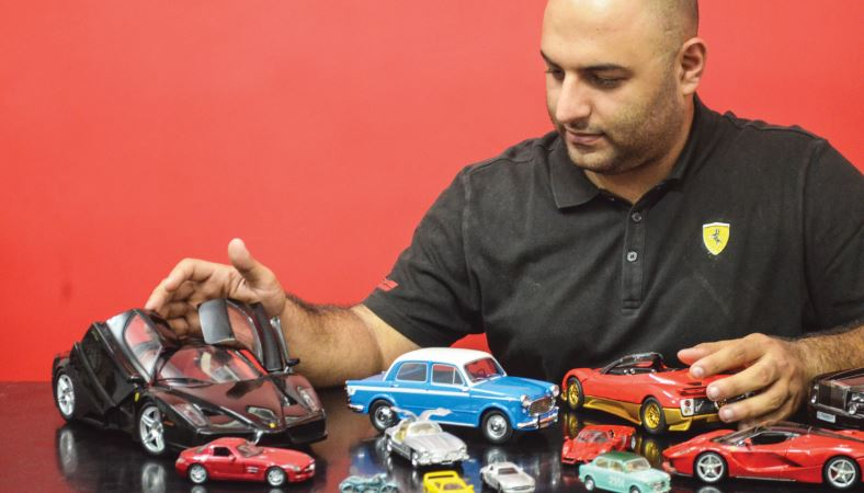 Men And Their Passion: Cyrus Dhabhar's Collection Of Scale Model Cars
