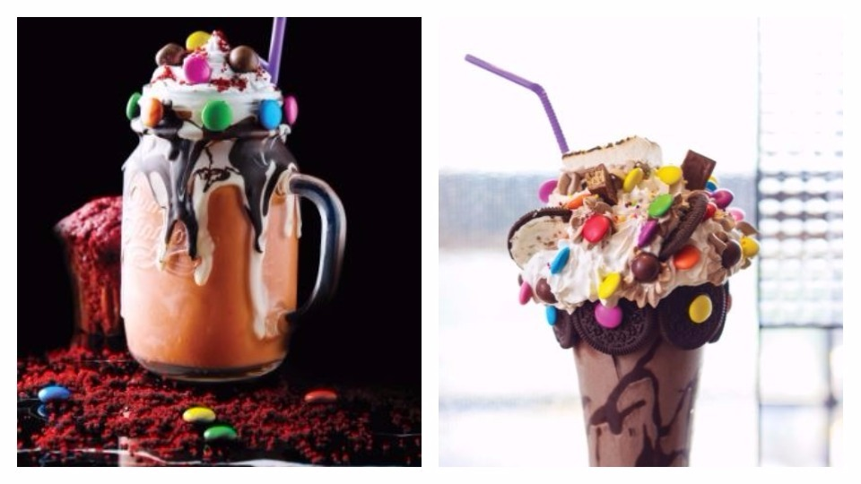 Who Knew That Milkshakes Would Be Big Again?