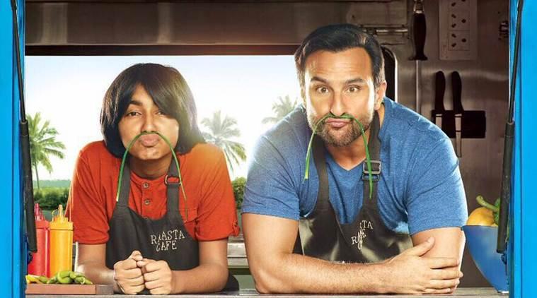 Where's The Food In Saif Ali Khan's 'Chef'?