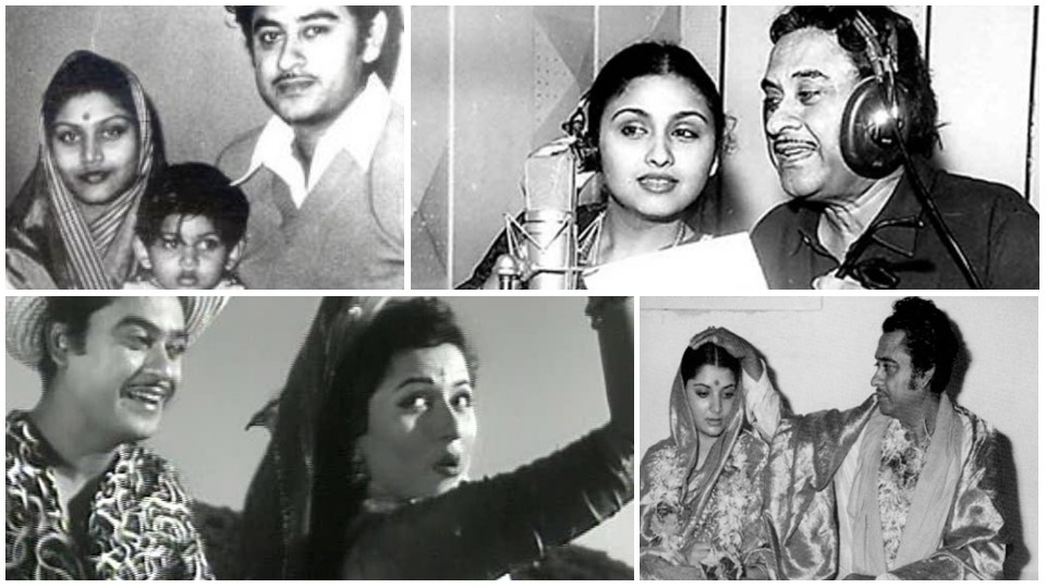 4 Weddings And More: The Women In Kishore Kumar's Life