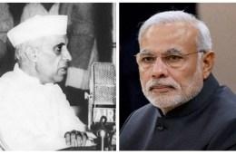nehru-tryst-with-destiny-modi