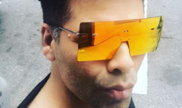 """Is """"trying too hard"""" what Karan Johar's style statement is?"""