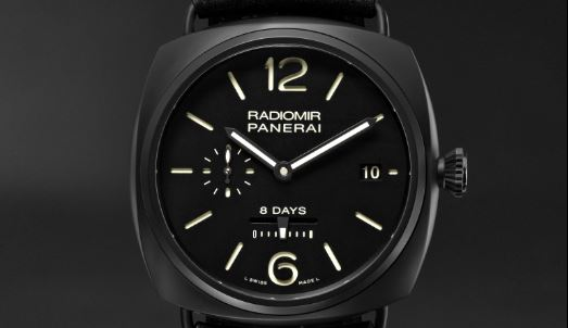 MR PORTER unveils an exclusive watch collection by collaborating with Officine Panerai