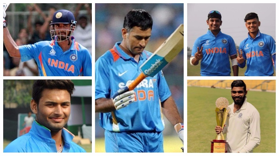 MS Dhoni To Exit India's T20 Team? 5 Young Wicketkeepers Who Can Replace Him