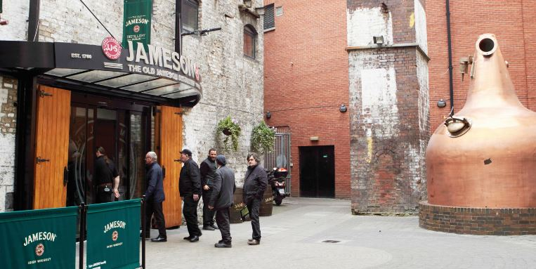 Jameson's Dublin: More Than Two Centuries Of Making Whiskey In The Irish Capital
