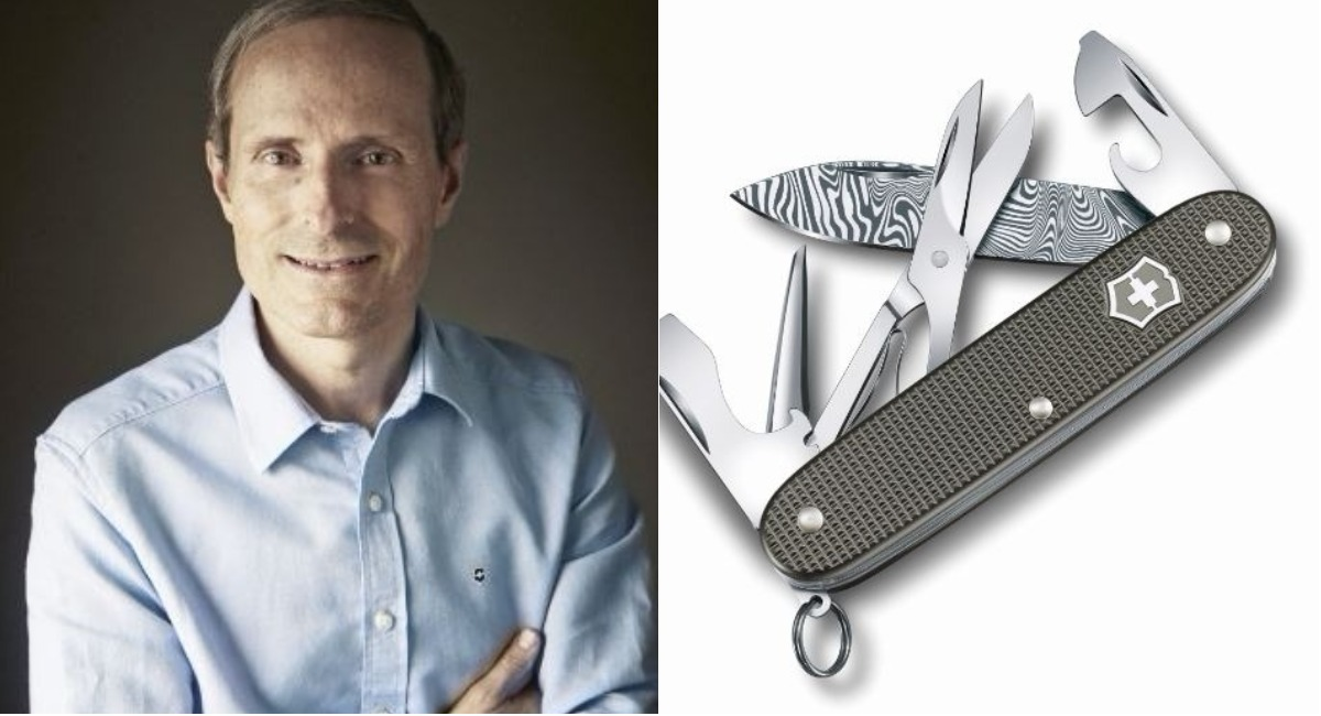 """""""For Us, India Is The Market For The Future"""" Says Carl Elsener, CEO Of Victorinox"""