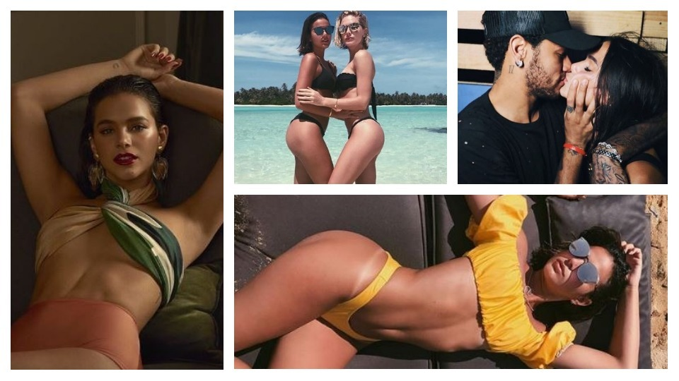 Neymar Posts Kissing Pic With Superhot Bruna Marquezine: All You Need To Know About Her
