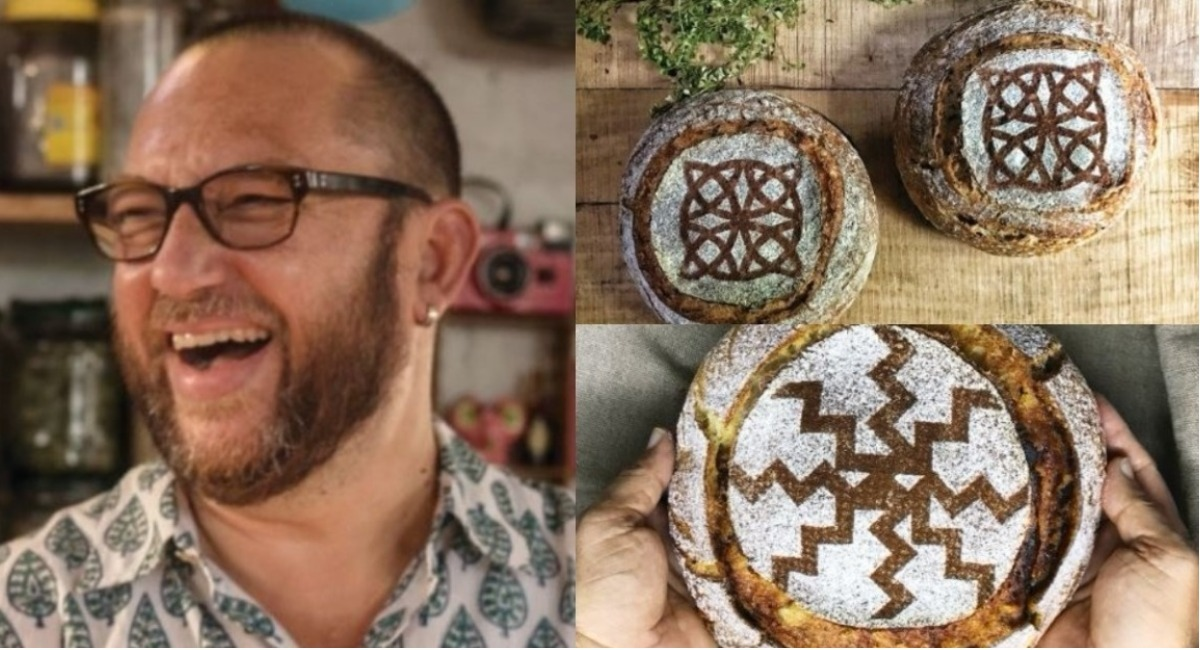 Breaking Bread: Sujit Sumitran And The Art Of Baking Sourdough Bread