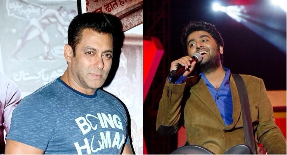 Did Salman Khan Get Arijit Singh's Song Scrapped From 'Welcome To New York'?