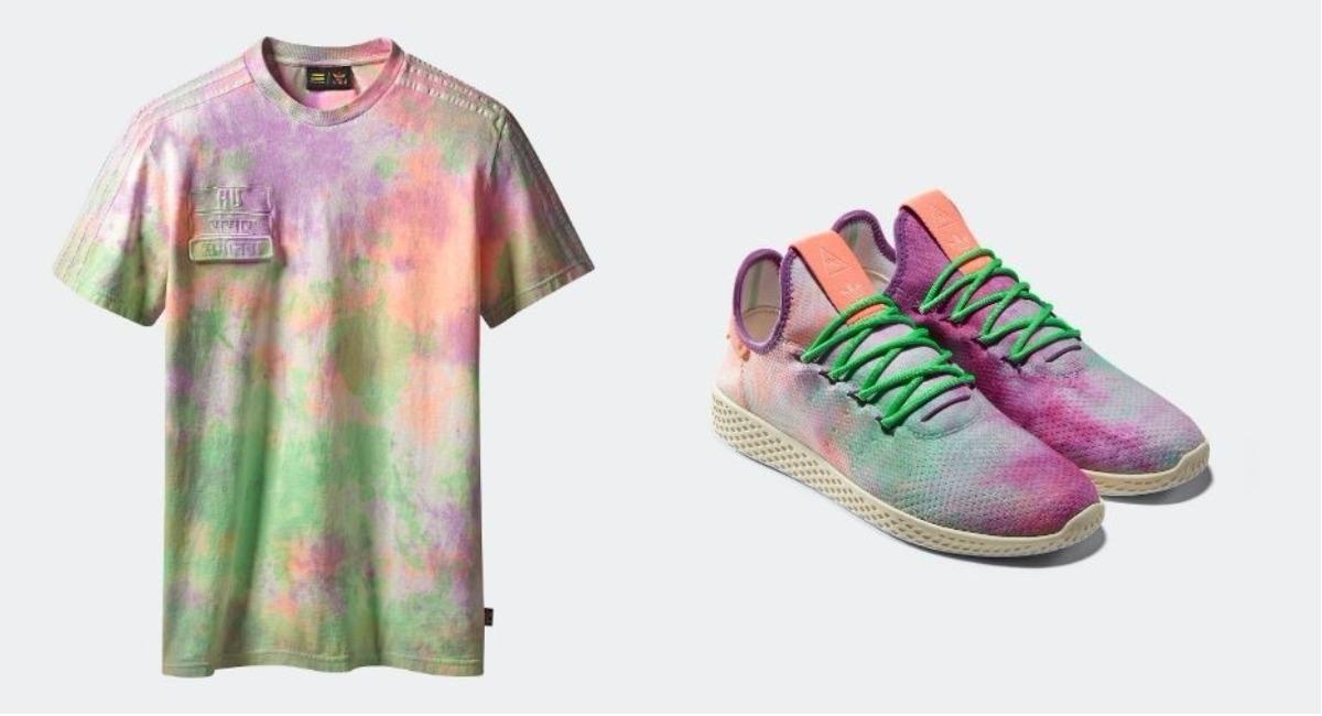 Check Out adidas Originals & Pharrell Williams' HU Holi Series