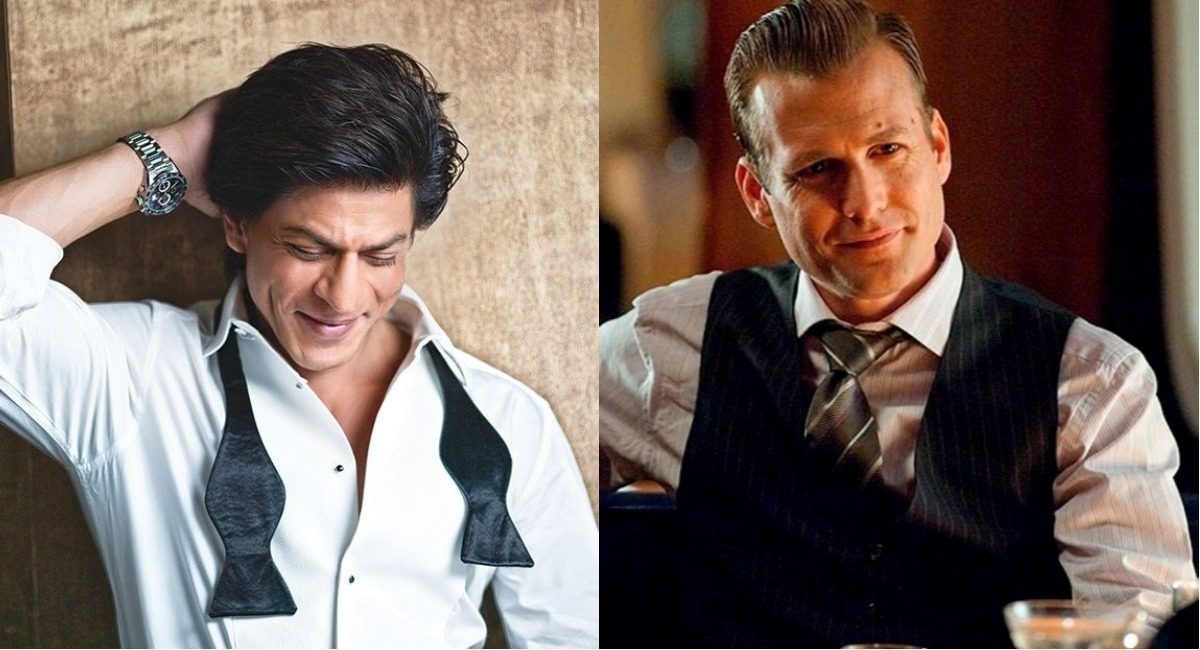 SRK As Harvey Specter? What If 'Suits' Was Made In Bollywood