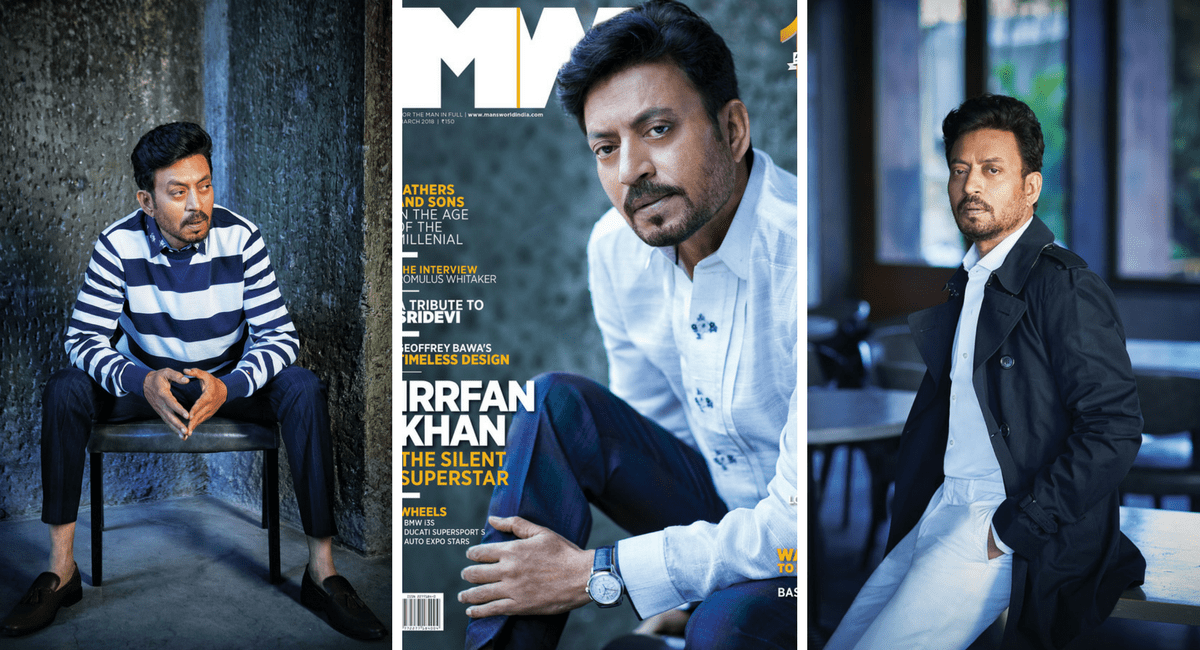 #CoversOf2018: Irrfan Khan, Bollywood's Most Exemplary Actor