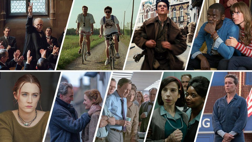 Oscars 2018: Here's Who We Think Are Gonna Win Tonight