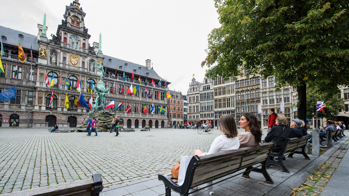 Eat, Party, Explore: Here's What To Do In Antwerp