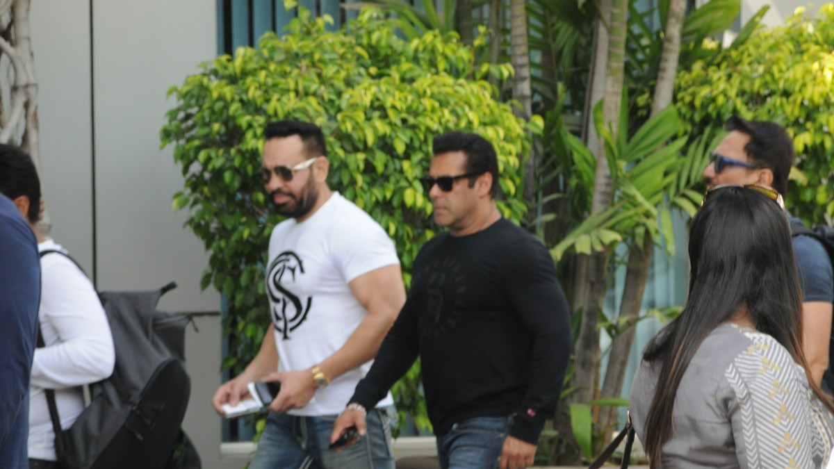(IMAGES) Bail Order Reserved; Salman Khan To Spend Another Night In Jail