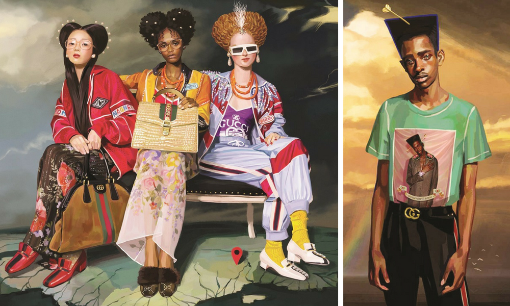 Gucci Launches Limited Edition Pieces By Ignasi Monreal