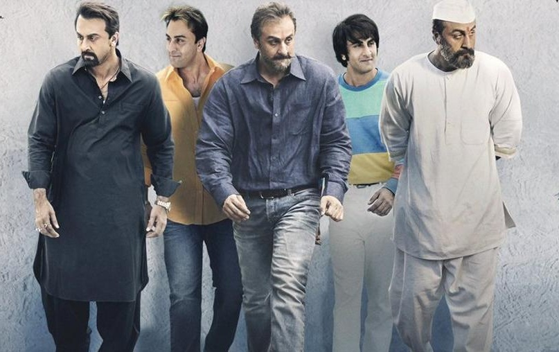 Ranbir Kapoor Looks Exactly Like Sanjay Dutt In The 'Sanju' Trailer