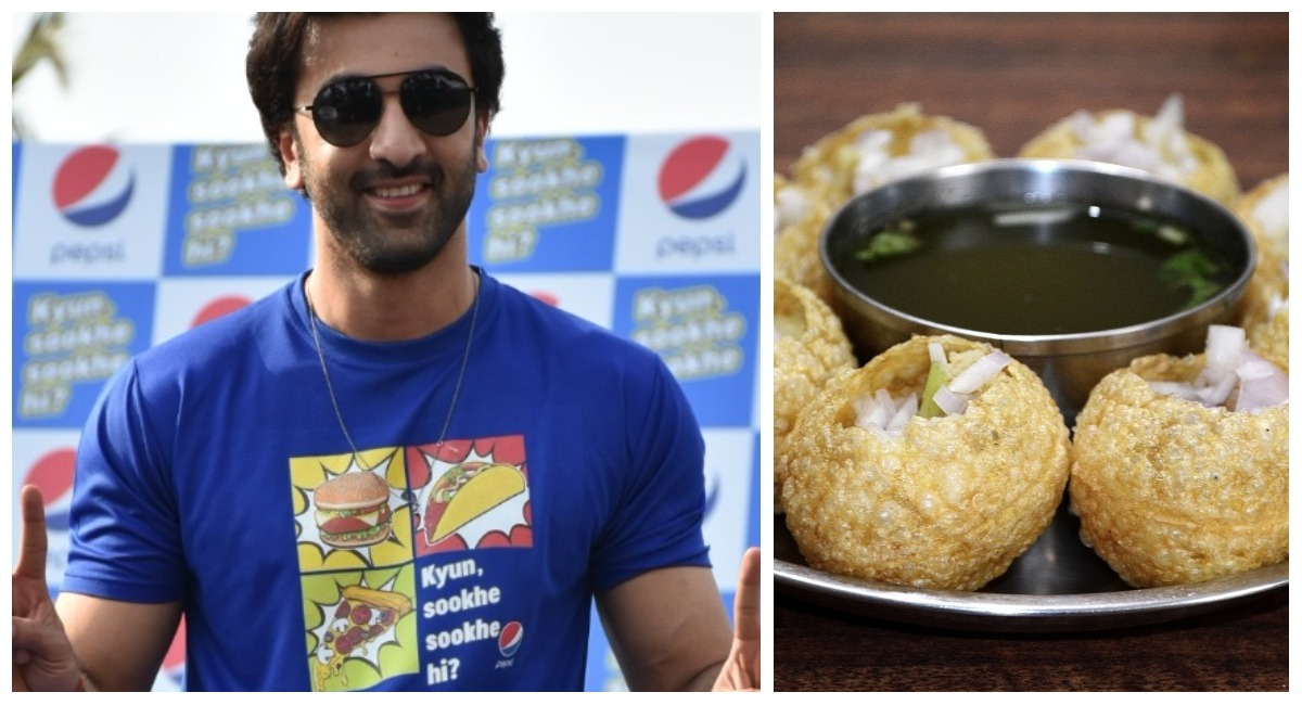 Did You Know This Was Ranbir Kapoor's Fav Street Food Stall?