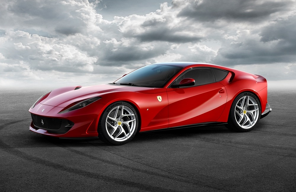 The Ferrari 812 Superfast Has Been Launched In India