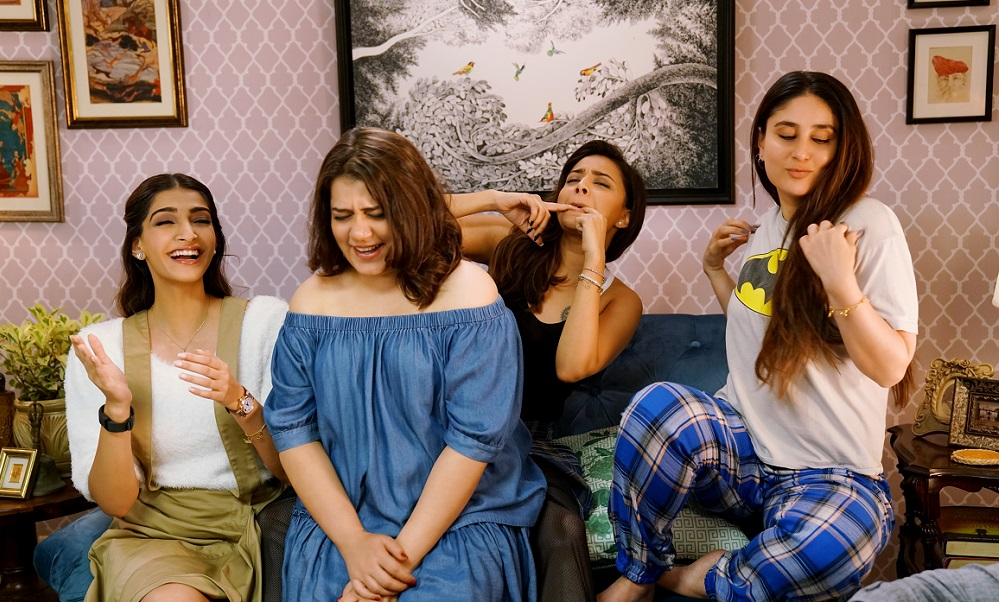 [REVIEW] Veere Di Wedding Is The Kind Of Cinema Bollywood Should Encourage