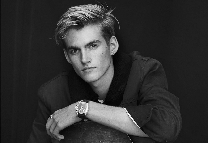 Presley Gerber Gets Candid About Cindy Crawford, Omega And More