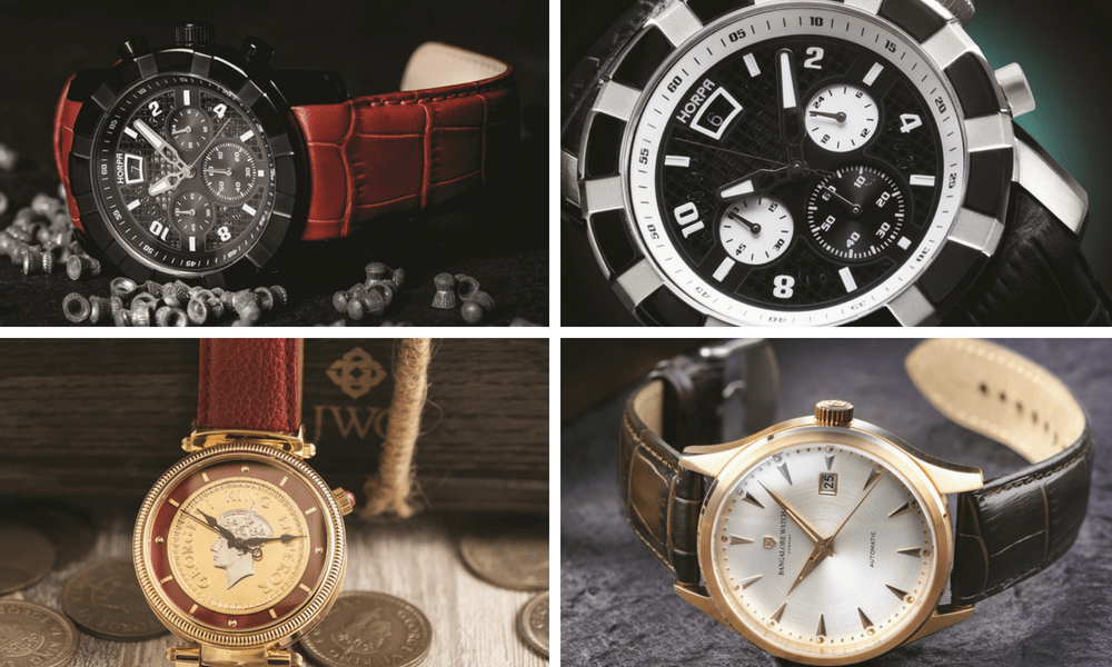 The Entrepreneurs Who Could Give India 4 Major Homegrown Watch Brands