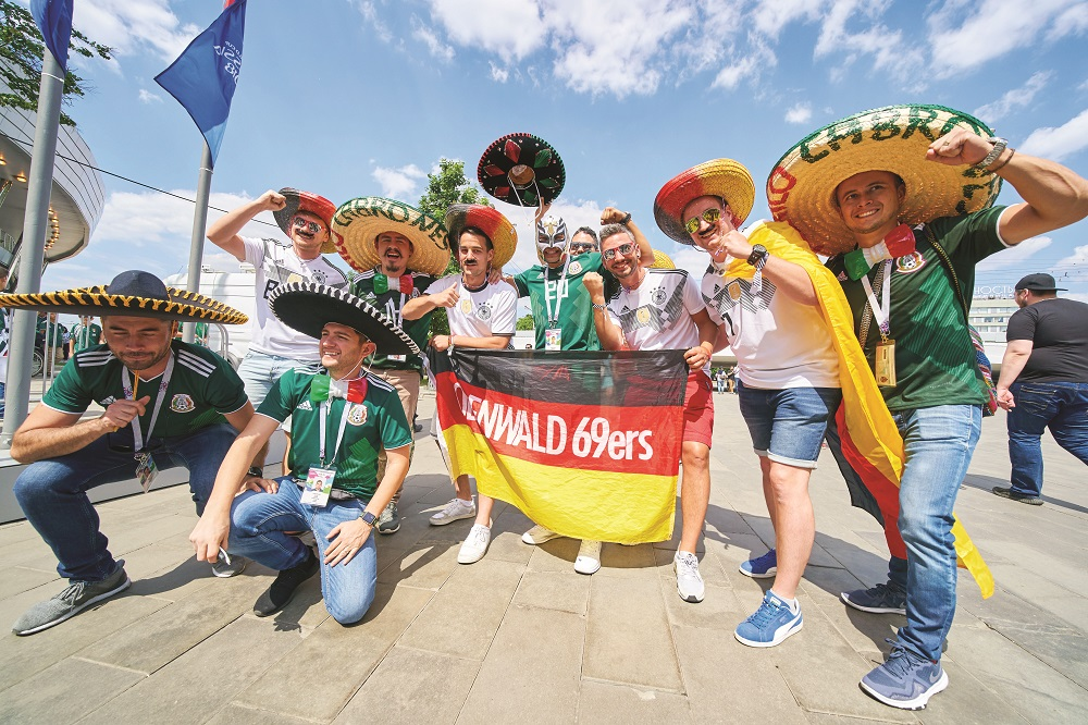 The Cup Of Joy: A Football Fan's Take On The FIFA Experience