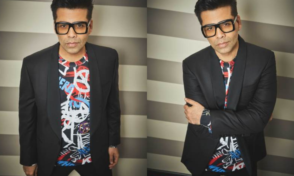 'Never Said I Was Running An NGO': Karan Johar On Nepotism Allegations