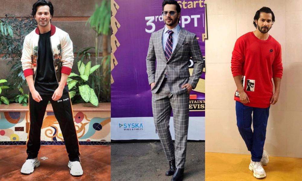 #MWStyleGuide: Varun Dhawan On How To Nail Youthful Dressing At Any Age