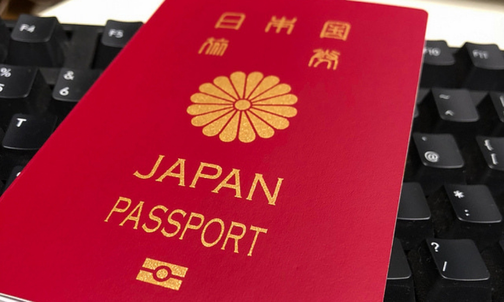 Now, Japan Has The World's Most Powerful Passport