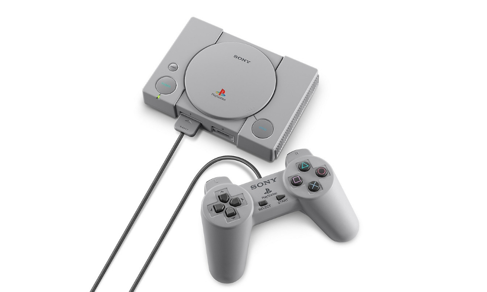 Go Back In Time: The Classic PlayStation Is Back