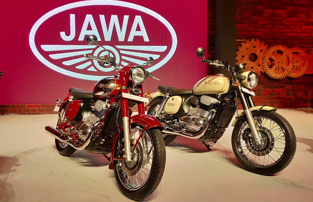 The All-New Jawa Motorcycles Have Just Been Launched