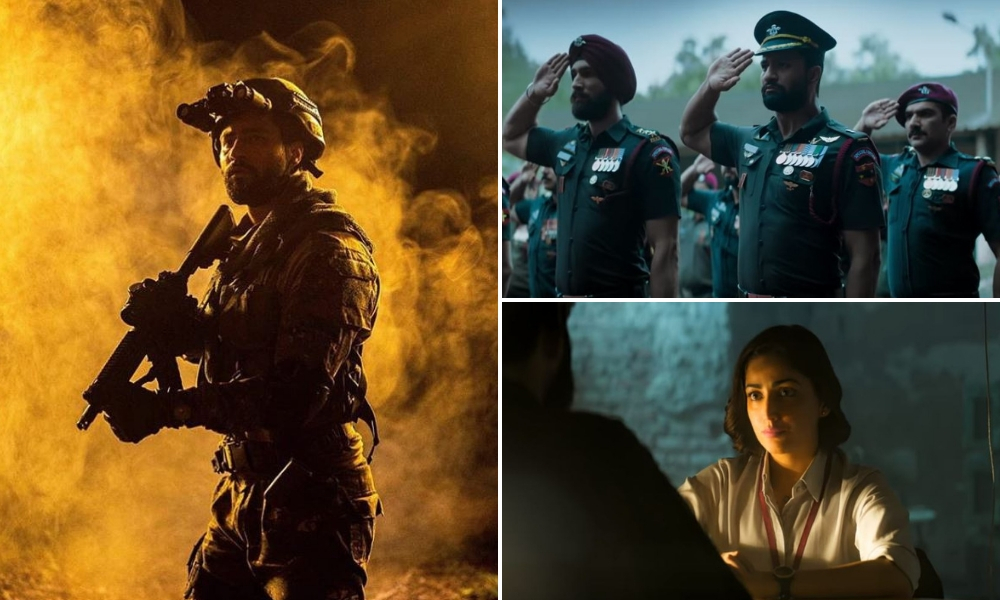Vicky Kaushal Gears Up For War In The New Uri Trailer