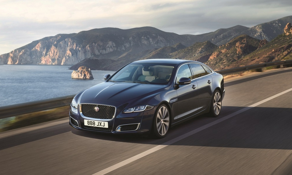 The Jaguar XJ50 Special Edition In Numbers