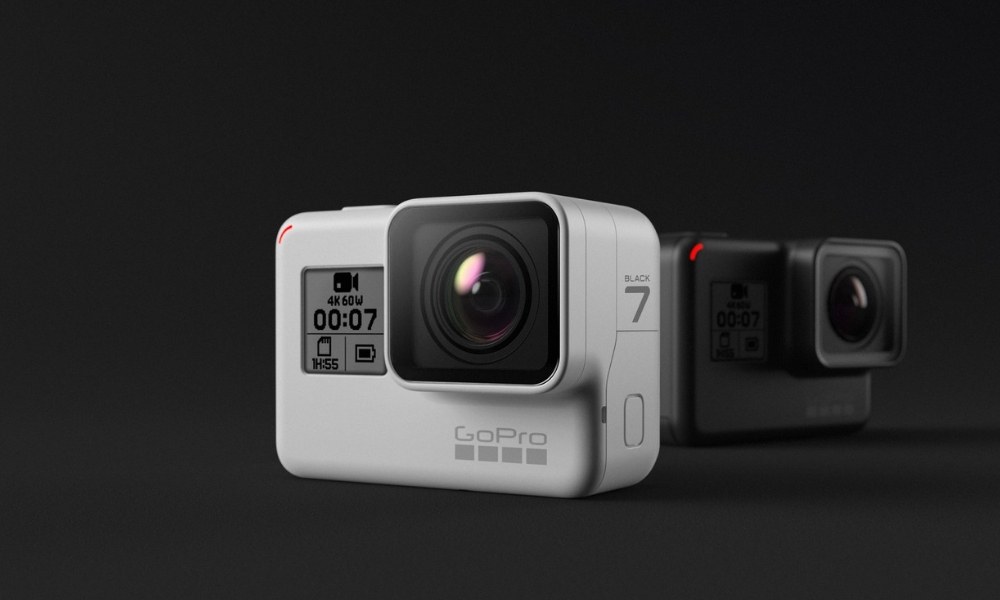 GoPro HERO7 Black: Made For The Adrenaline Junkie