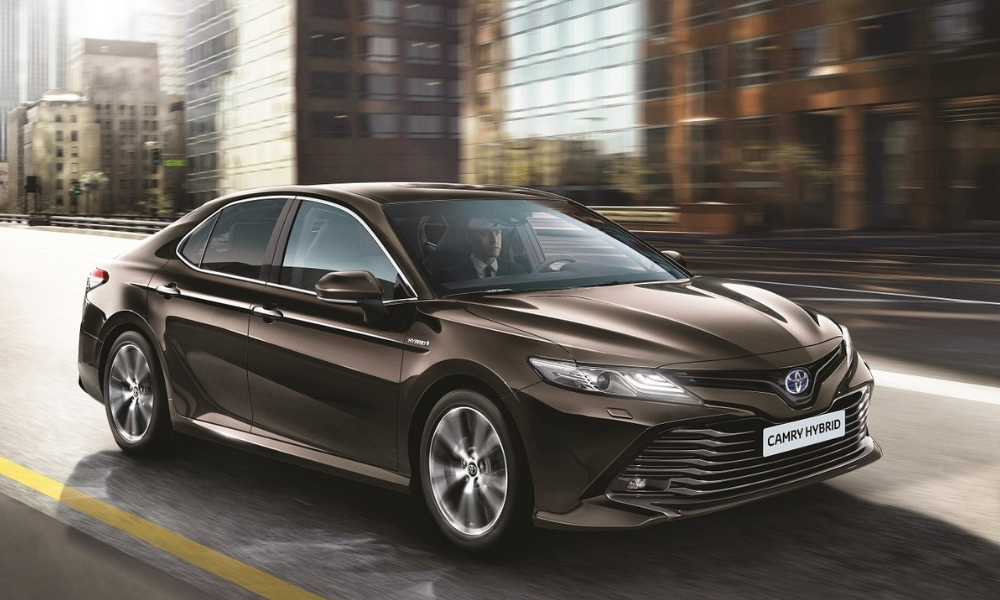 The Eco Warrior: Toyota Camry Hybrid