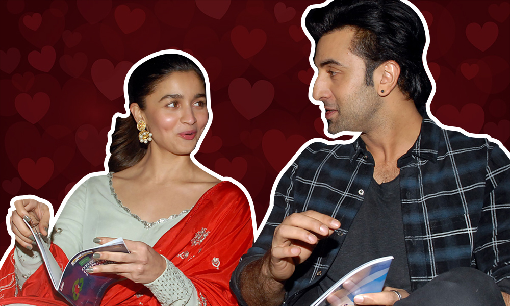 All You Need To Know About The Ranbir Alia Love Story