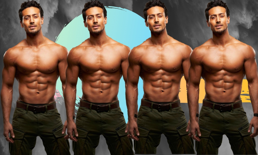 Want A Body Like Tiger Shroff? Workout To This Exercise Video