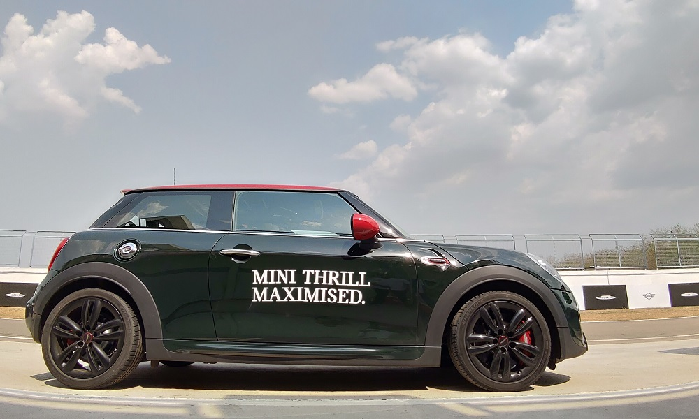 The New Mini Cooper John Cooper Works Is The Hot Hatch You Need
