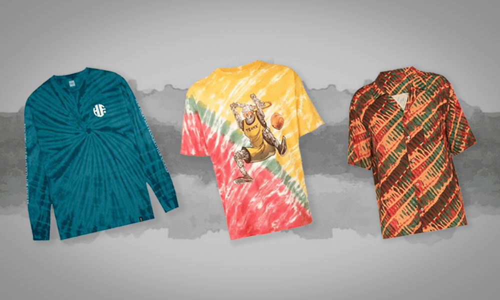 Tie-Dye Is Back And Here's How You Can Wear It In 2019