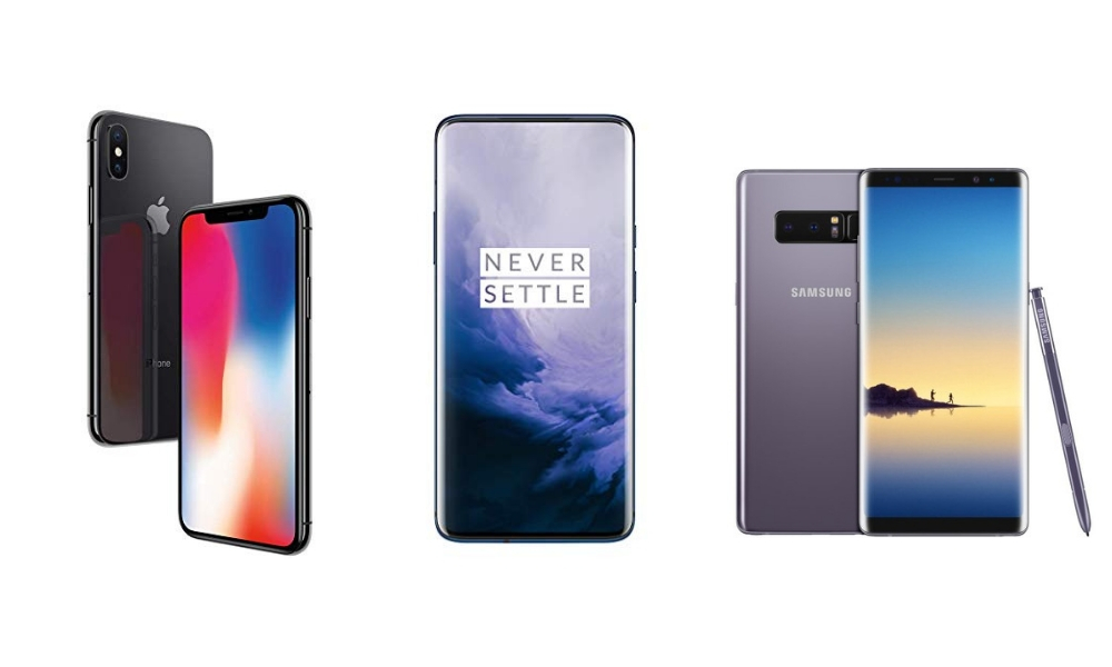 Samsung Note 8, Apple X or OnePlus 7 Pro: Which Is The Best Smartphone For Gaming?
