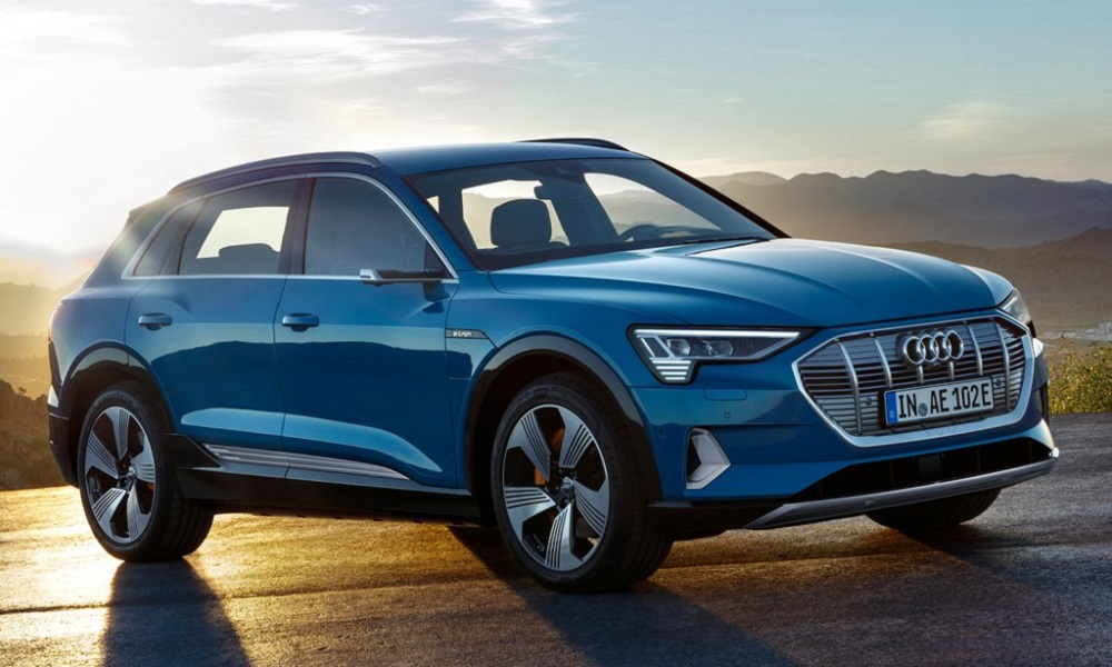 The Audi E-Tron Could Be The Answer To Your Electric SUV Dreams