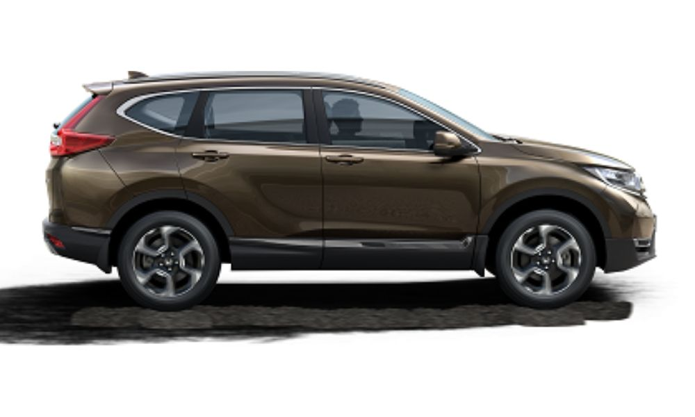 Honda Packs The Fifth Generation CR-V With Premium Upgrades