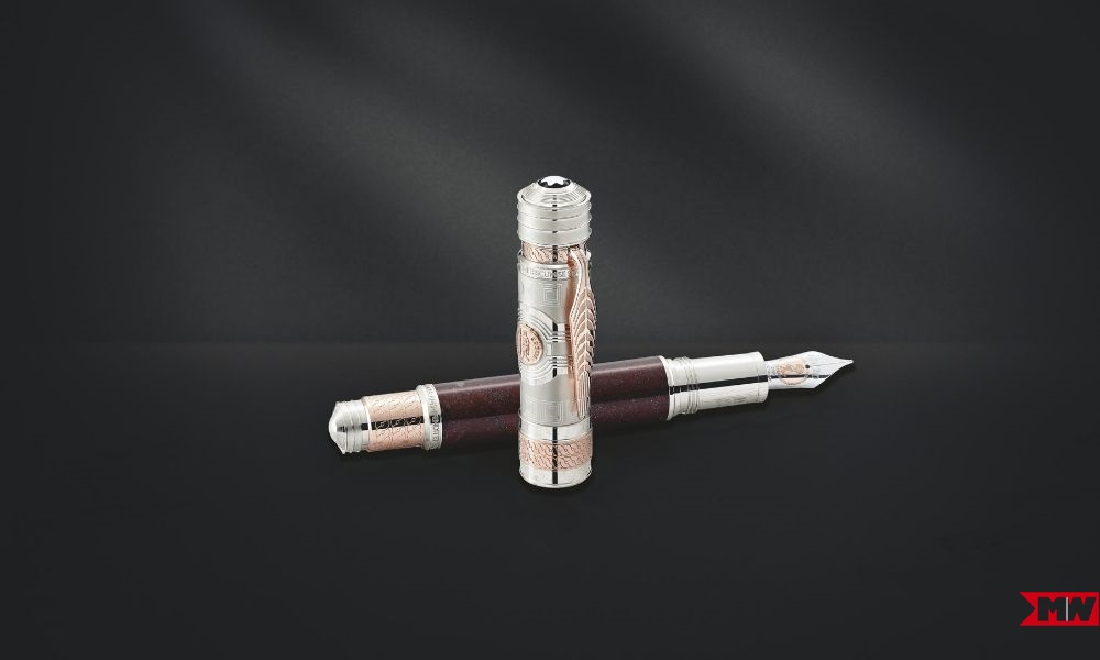 Montblanc: The Art Of Making A Special Pen