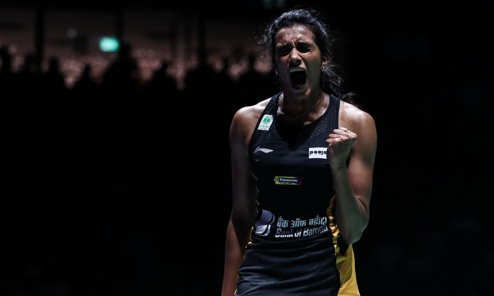 PV Sindhu Returns Home After Historic Victory At The BWF World Championships