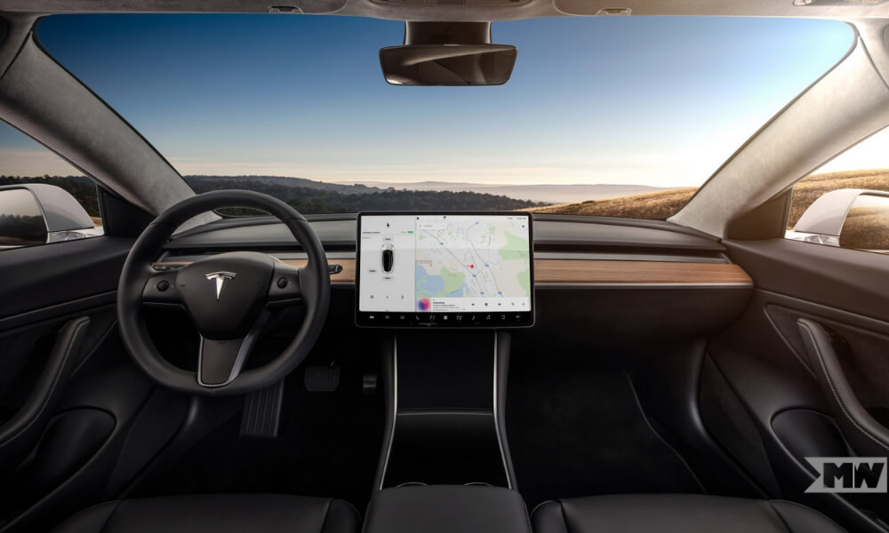 Tesla Goes Completely 'Vegan' With Its New Leather-Free Model 3