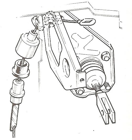 koppelingskabel latere type
