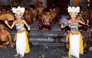Artikel terkait denga Tari Sanghyang daerah Bali yang asyik