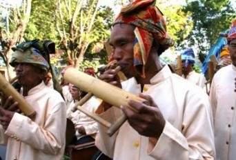 Doli-doli termasuk alat musik Sumut yang unik